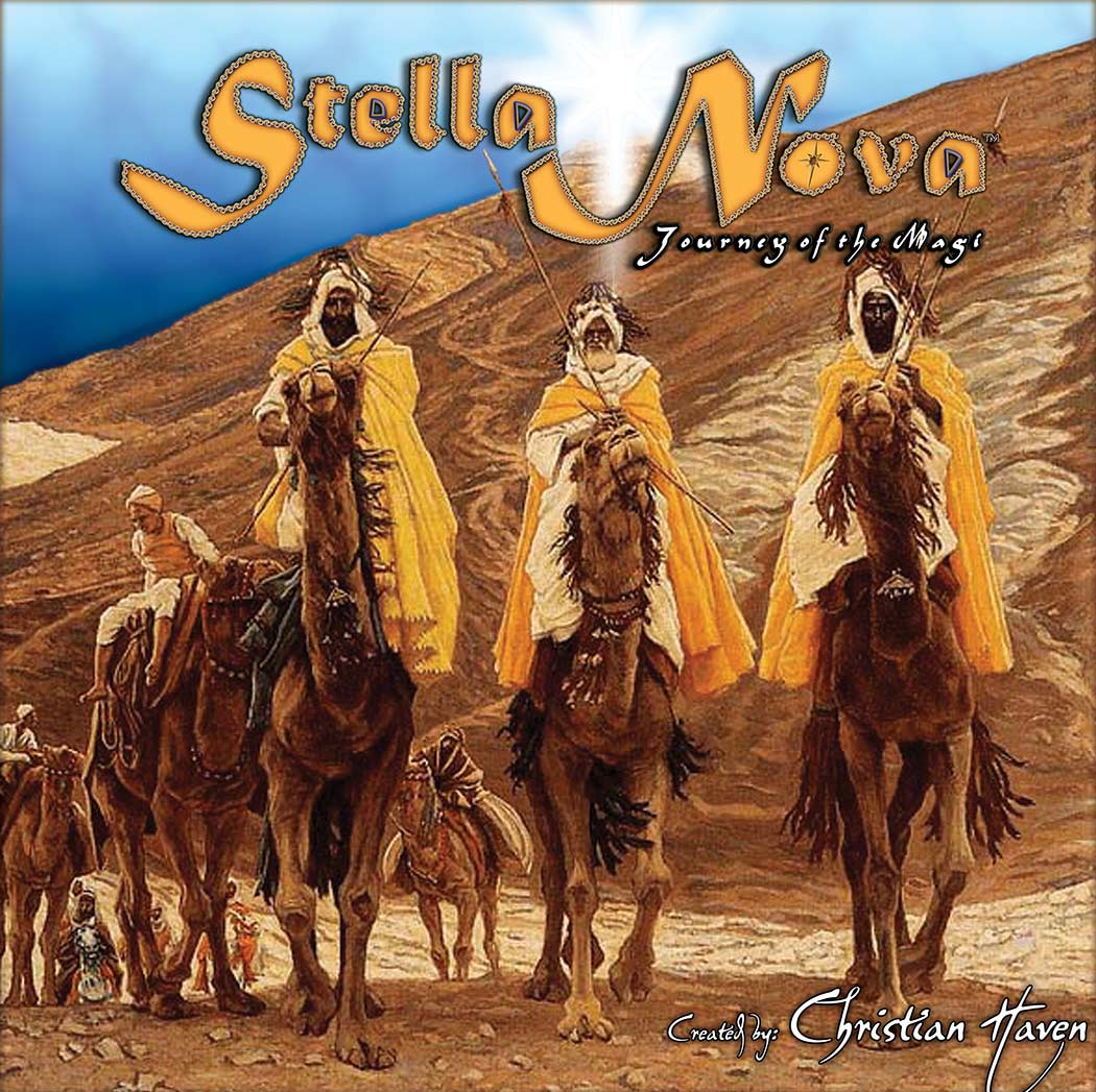 Stella Nova Journey of the Magi